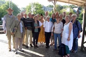 Kulturausflug zur BUGA nach Brandenburg (Havel) am 29.08.2015