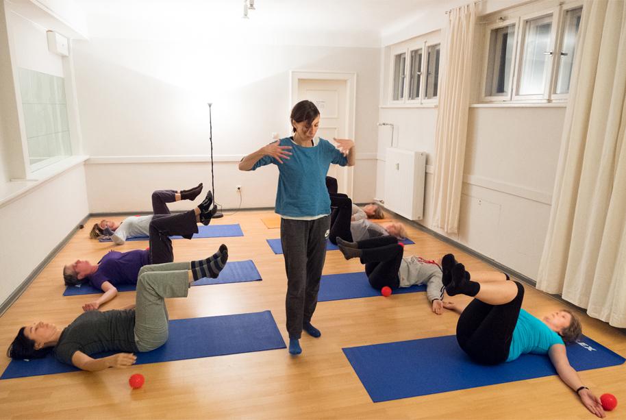Wieder im Haus Eichkamp -Pilateskurs mit Stefanie Gruner, ab Donnerstag, 05.03.2020, 19 Uhr