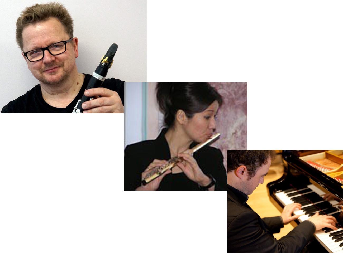4. EichkampClassics-Konzert – Eichkamper musizieren für Eichkamper – Kammermusik der Romantik, Sonntag, 04.03.2018, 16 Uhr