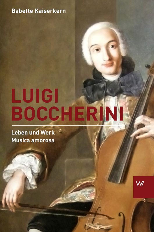 Ein Abend für Boccherini – Lesung mit Babette Kaiserkern und musikalischer Begleitung, Sonntag, 22.4.2018, 18 Uhr