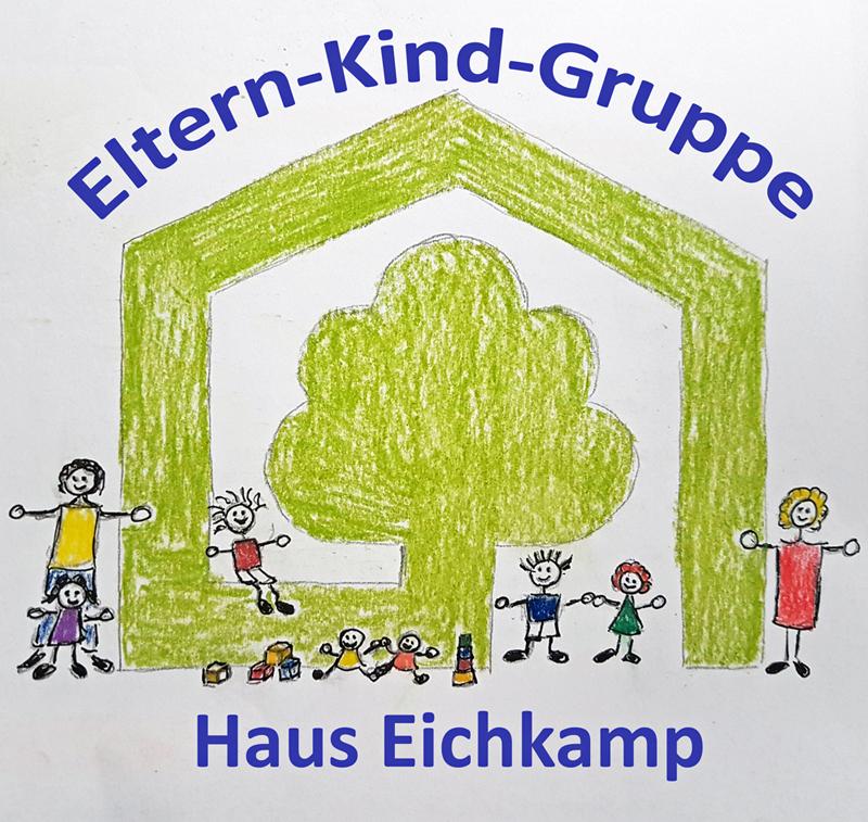 Eltern-Kind-Gruppe im Haus Eichkamp ab Freitag, 20.04.2018, 9:30-11 Uhr