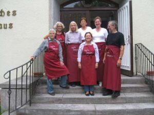 Eroeffnung_Cafe Zikade 2008