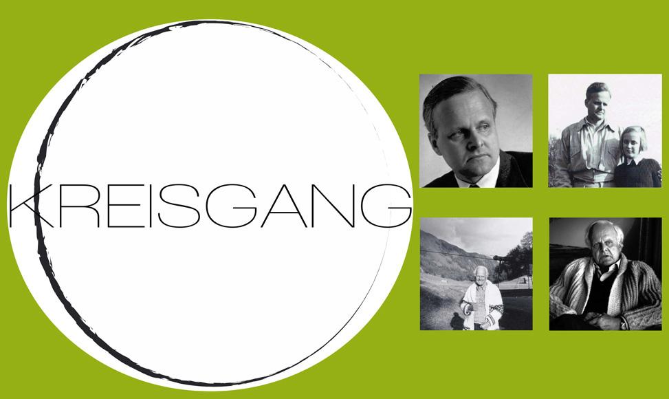 """Forum Eichkamp, Dienstag, 11.9., 19:30  """"Kreisgang"""" Dokumentarfilm über Carl-Friedrich von Weizsäcker"""