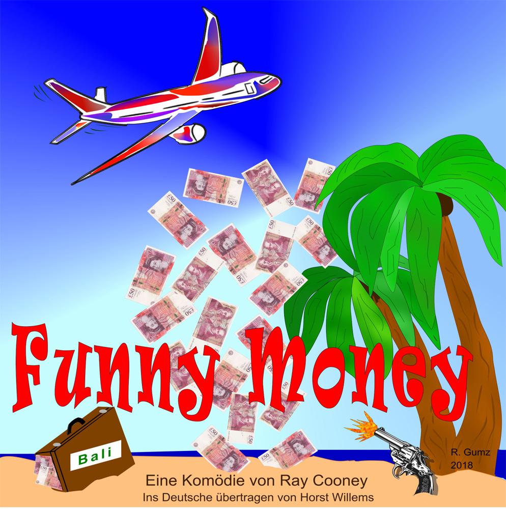 "Theatergruppe Trinitatis – ""Funny Money"" – Samstag, 3.11.2018, 16 Uhr"