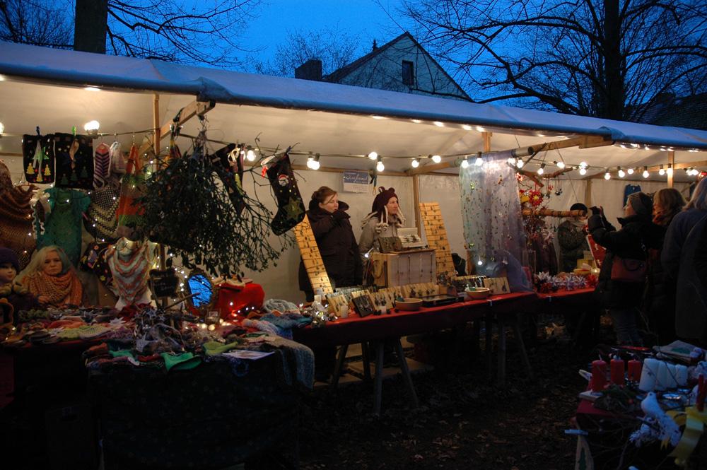 2. Eichkamper Weihnachtsmarkt, 9.12., 14-18:30 Uhr
