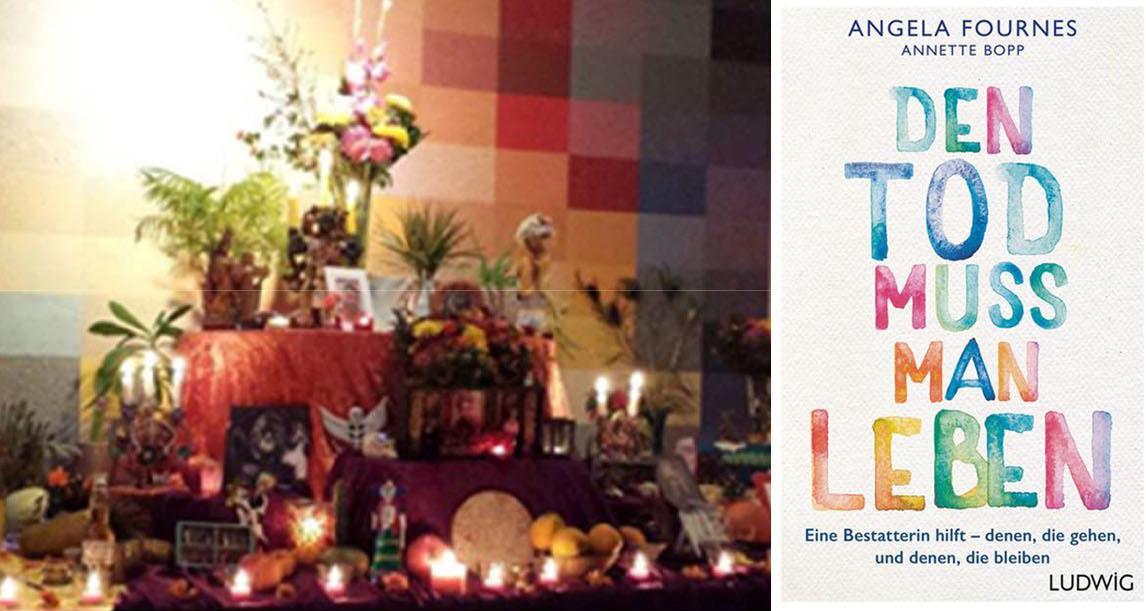 Mexikanisches Totenfest, Samstag, 10.11.2018, 19-24 Uhr