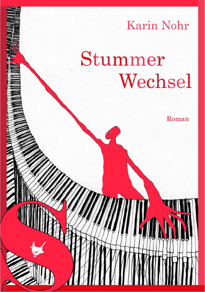 Forum Eichkamp- Stummer Wechsel – Musikalische Lesung, Dienstag, 9.4.2019, 19:30 Uhr