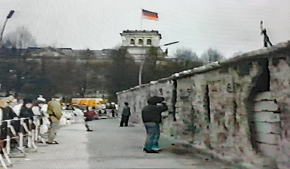 Forum Eichkamp – 30 Jahre Mauerfall, Dienstag, 12.11.2019, 19:30 Uhr