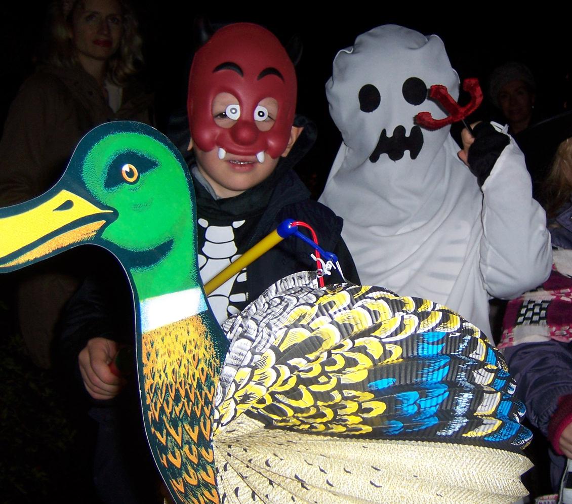 Halloween – Donnerstag, 31.10.