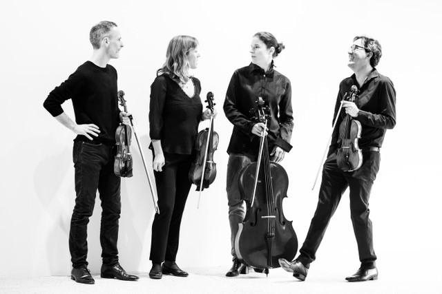 Neujahrskonzert mit dem Adamello Quartett, Sonntag, 05.01.2020, 17 Uhr