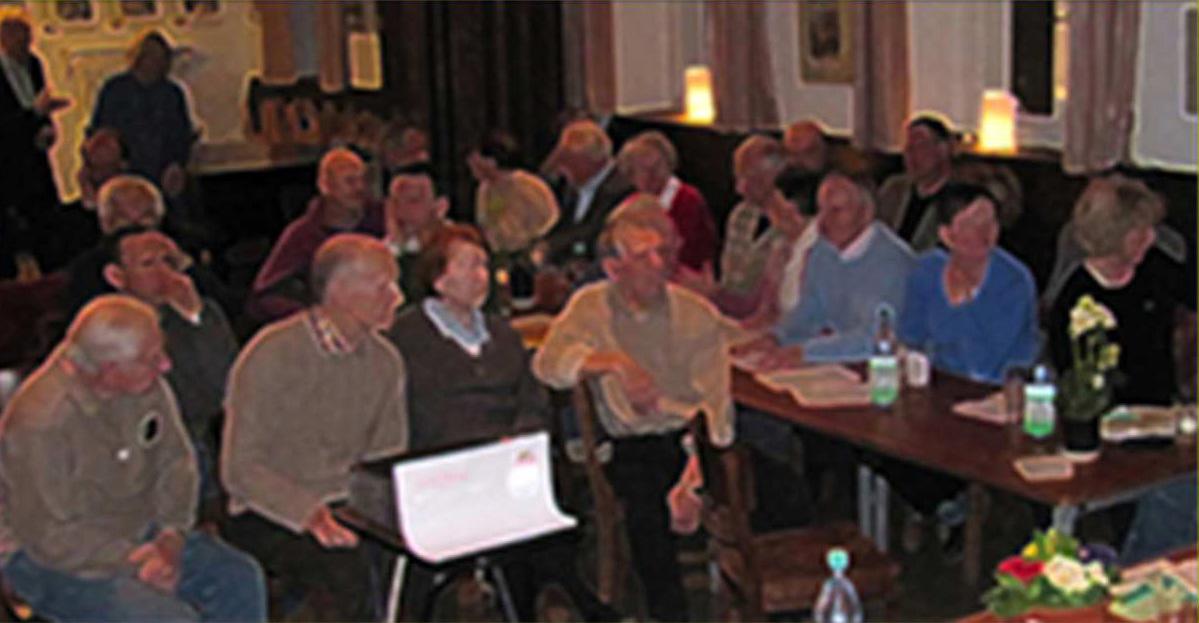 Mitgliederversammlung des Siedlervereins Eichkamp e. V., Dienstag, 24.03.2020, 19:30 Uhr